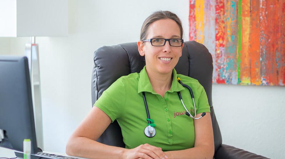 Unsere Leistungen - Betreuung von Pflegeheimpatienten, Detailbild: jowomed Dr. Wolf in Mainz